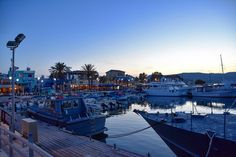 Latchi harbour, Cyprus