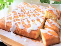 爽やかレモンケーキ