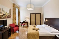 Booking.com: Austria Trend Hotel Astoria Wien , Wien, Österreich - 3403 Gästebewertungen . Buchen Sie jetzt Ihr Hotel! Vienna Hotel, Trends, Oversized Mirror, Bed, Austria, Hotels, Furniture, Home Decor, Antique Furniture