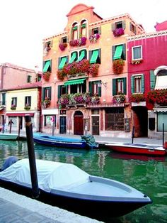 Murano, Italy (off the coast of Venice)