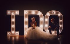 24 Weddings That Really Brought The Wow Factor With Lighting
