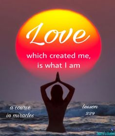 we are still as love created us ...