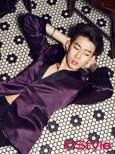 Jay Park is one stylish bachelor for 'InStyle'   http://www.allkpop.com/article/2015/05/jay-park-is-one-stylish-bachelor-for-instyle