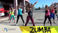 Zumba la gozadera coreografía