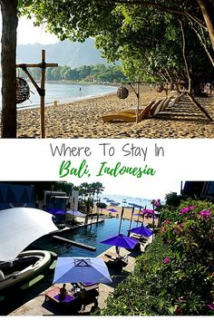 Places and areas to stay in Bali. Which region and which hotel to choose? Best places to stay in Bali.: