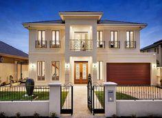 บ้านหลังใหญ่ หรูหราดูดี ที่นิ่งและสบาย « บ้านไอเดีย แบบบ้าน ตกแต่งบ้าน เว็บไซต์เพื่อบ้านคุณ
