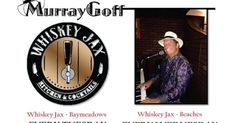 It's October 25 2016 at 02:00PM Plans for tonight? Check out Murray on the Piano at Whiskey Jax tonight @WhiskeyJax 6 - 10pm (Tuesday's @ Baymeadows location) and (Wednesday's @ Jax Beach)@LiveMusic