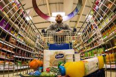 Shopping trolley - Nic Taylor