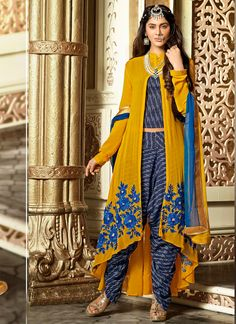 http://www.sareesaga.com/index.php?route=product/product&product_id=24193 Work:Embroidered Resham WorkStyle:Salwar suit Shipping Time:10 to 12 DaysOccasion:Party Festival Reception Fabric:GeorgetteColour:Blue For Inquiry Or Any Query Related To Product, Contact :- +91-9825192886, +91-7405449283