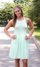 The Mint Julep Dress