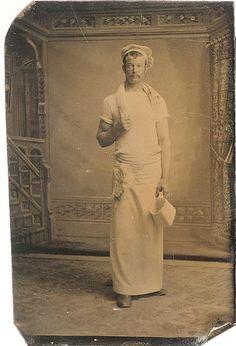 ca. 1870-90s, milk-man