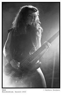 Melissa Auf Der Maur | Barbara Peremans Rock-O-Graphy