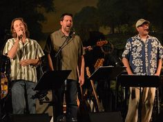 Summertime By George is tonight! Don't miss Collective Unconscious  Presented by Marco, Inc. 6:30 to 9pm!