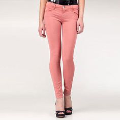 New Arrival Autumn Pink Skinny Low Waist Pants only $35.99 at http://www.wendybox.com/goods-4818-New+Arrival+Autumn+Pink+Skinny+Low+Waist+Pants+.html