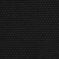 Black Stretch Woven Bullseye Pique