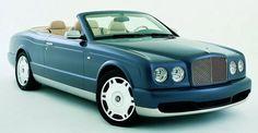 Bentley Arnage Drophead Coupe Adalah Convertible Mewah Terbesar Di Dunia