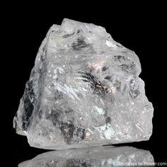 Beautiful Satyaloka Azeztulite Synergy 12 Crystal Azozeo Reserved for C. LONGO