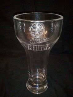 Miller Chill Beer Collector Glass 4.5""