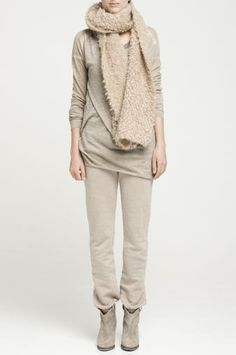 perfect outfit for cuddling up with a cup of hot chocolate looking outside by a fire place :)