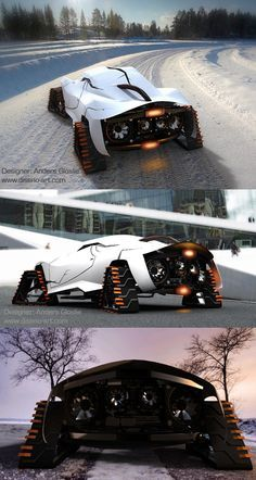 ♂ The TH!NK FROST concept is a creation of Norwegian designer Anders Gloslie who is currently studying at IED Torino in Italy.     The FROST has been designed as a concept proposal for TH!NK, an electric car company based in Norway. original from http://www.diseno-art.com/encyclopedia/concept_cars/think_frost.html