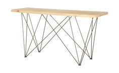 Our Sims Console takes the mid-century modern hairpin table leg to a whole new…