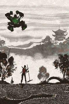 Deadpool's Art Of War N°3 - art and cover by Scott Koblish