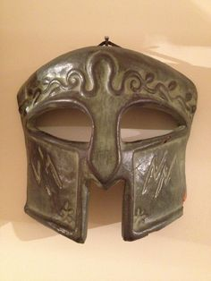 Greek mask