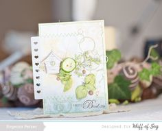 Ombre collection papers and chipbord by BFS