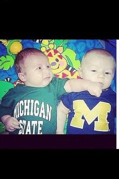 Spartan babies are just too cute