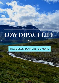 Find out how to live a more Low Impact Life in this 14 page guide. Focus on areas like Things & Clothes, Bathroom & Cleaning, Kitchen & Food and Home & Transport. Life Guide, Bathroom Cleaning, Sustainability, Transportation, Joy, Vegan, Live, Kitchen, Clothes