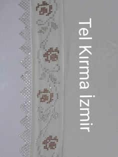 Huzur Sokağı (Yaşamaya Değer Hobiler) Bargello, Hand Embroidery, Diy And Crafts, Crochet, Cross Stitch, Embroidery, Pattern, Dibujo, Knit Crochet