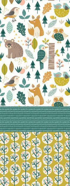 wendy kendall designs – freelance surface pattern designer » harvestwood