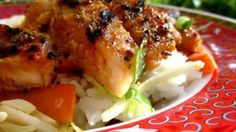 Sweet Chile–Chicken Rice Bowl Recipe | most delicious food ever ...