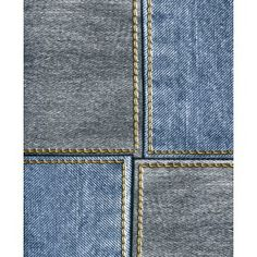 Jeans behang bij Behangwebshop