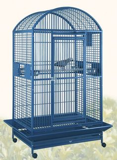 Item Back in Stock Notification  Macaw Size Parrot Size Dome Top Cage HQ 9004030