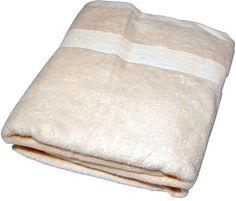 Soft Touch Cotton 3 Piece Towel Set