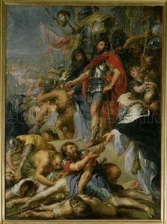 The Triumph of Judas Maccabeus - Look and Learn History Picture ...