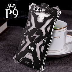 IRON MAN Metal Phone Case For HUAWEI P9 HIGH QUALITY Full Protected Cool ROCK Phone Cover For HUAWEI P9 PHONE BAG 5.2 INCH