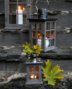 Hämärtyvät syksyiset illat! Lights, Home, Ad Home, Lighting, Homes, Haus, Rope Lighting, Candles, Lanterns