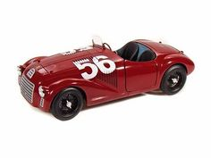 Ferrari 125 S #56 Elite Edition 1/18 Driver F. Cortese 1947