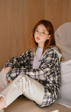 Korean Fashion Summer, Asian Fashion, Unique Fashion, Girl Fashion, Aesthetic Fashion, Aesthetic Clothes, Aesthetic Girl, Ulzzang Korean Girl, Cute Korean Girl