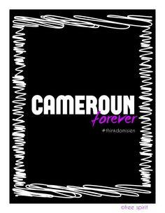 Cameroun forever # lovemycountry #thinkdomisien