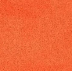 Amazon.com: 60'' Wide Double-sided Spa Minky Fleece Orange Fabric By The Yard: Arts, Crafts & Sewing