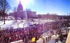 WOW HUNDREDS OF THOUSANDS AT MARCH FOR LIFE WASHINGTON DC - WATCH VIDEO - SHARE