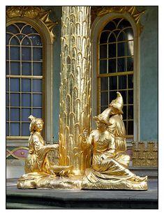 08.09.02.14.36.1 Potsdam, Park Sanssouci, Chinesischer Pavillon, Johann Gottfried Büring