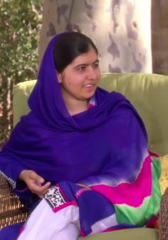 In this Steep Your Soul clip, Malala Yousafzai shares where she pulled inspiration in her darkest moments:
