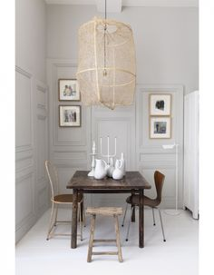 no man's land | Design Inspiration ♥ | Ay illuminate Z2 Sisal hanglamp