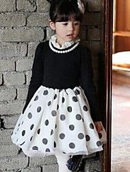 Girl's Fashion   Dresses  Lovely Princess Fall  D... – DKK kr. 107