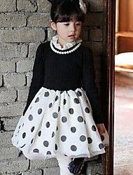 Girl's Fashion   Dresses  Lovely Princess Fall  D... – DKK kr. 107