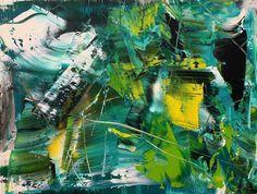 See the making of my paintings: www.youtube.com/vanjanjan